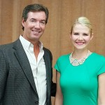Ray Collins and kidnap survivor Elizabeth Smart.