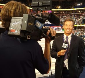 Ray Collins at the RNC in Cleveland