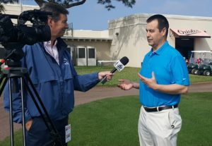 Ray Collins interviews Baltimore Orioles GM Dan Duquette