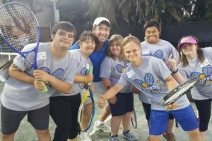 """Buddy Up Tennis for Down Syndrome"""