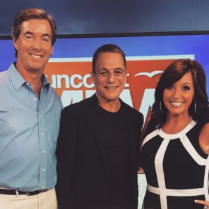 Tony Danza wtih Ray & Stephanie