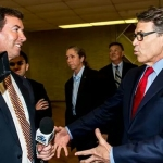 Ray Collins Rick Perry Texas