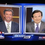 Ray Collins interviewing Chris Wallace, Host of 'Fox News Sunday.'