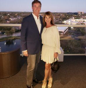 Ray & Erin at The Karol Hotel