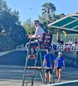 Ray MC's tennis event at Plantation CC
